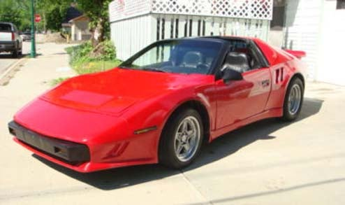 Your Chance To Own A Canadian Fiero Classic: Enterra Vipre!