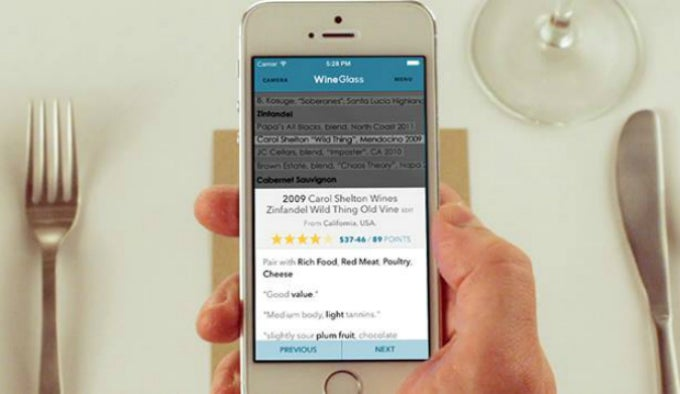New WineGlass App Aims to Make Wine Drinking a Lot Less Complicated
