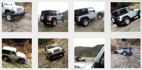 Jalopnik Reviews: 2007 Jeep Wrangler Rubicon, Part 1