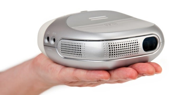 This Roku-Friendly Pocket Projector Streams Nearly Anything, Anywhere