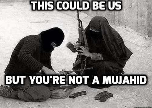 Becoming Mujahida: Recruiting Western Wives for Islamist Jihadists