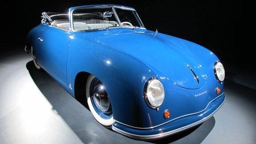 The Porsche 356 Is Gorgeous