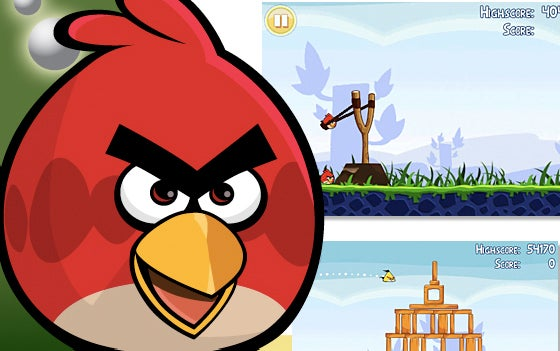 Full Angry Birds Game Now Available on Android for Free