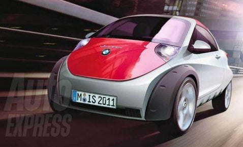 Over the Back Fence: BMW to Build New Isetta Minicar?