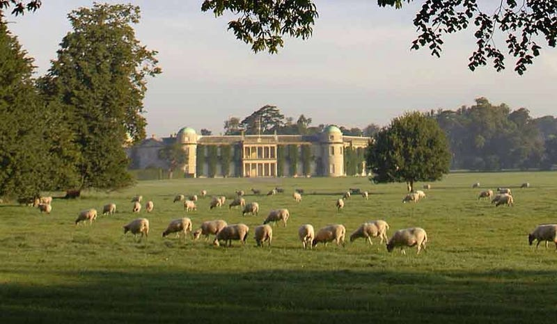 Have you guys ever seen Goodwood House?