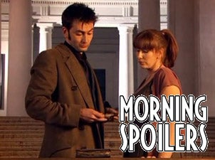 More Clues to David Tennant's Departure, a New Monster for the Host 2, and Lost's Holdout Castaway Revealed