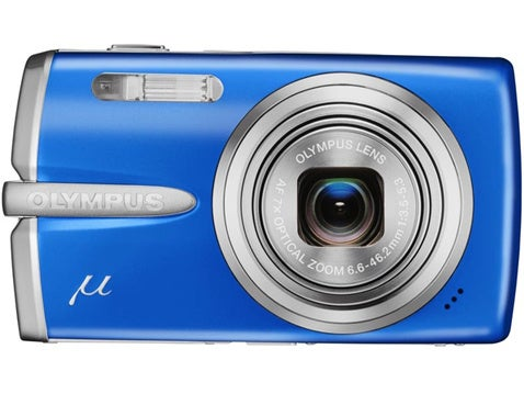 Olympus Says Five is the Magic Number, Extends μ, Camedia Digital Camera Lines