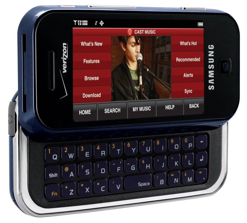 Samsung U940 Glyde Officially Glides Onto Verizon