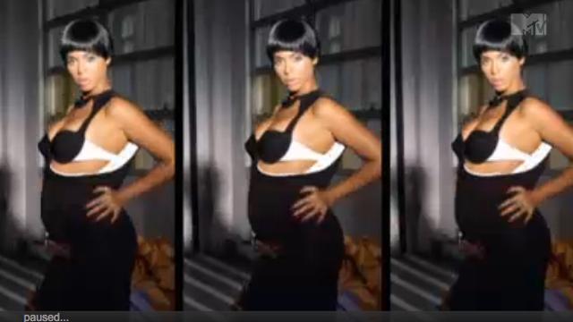 Beyoncé's 'Countdown' Video Has Plenty Of Baby Bump