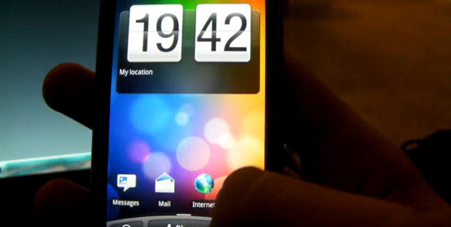 HTC Desire ROM Puts Flash On Your Nexus One