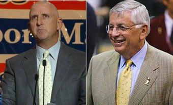 David Falk Says The NBA Players' Union Better Pucker Up