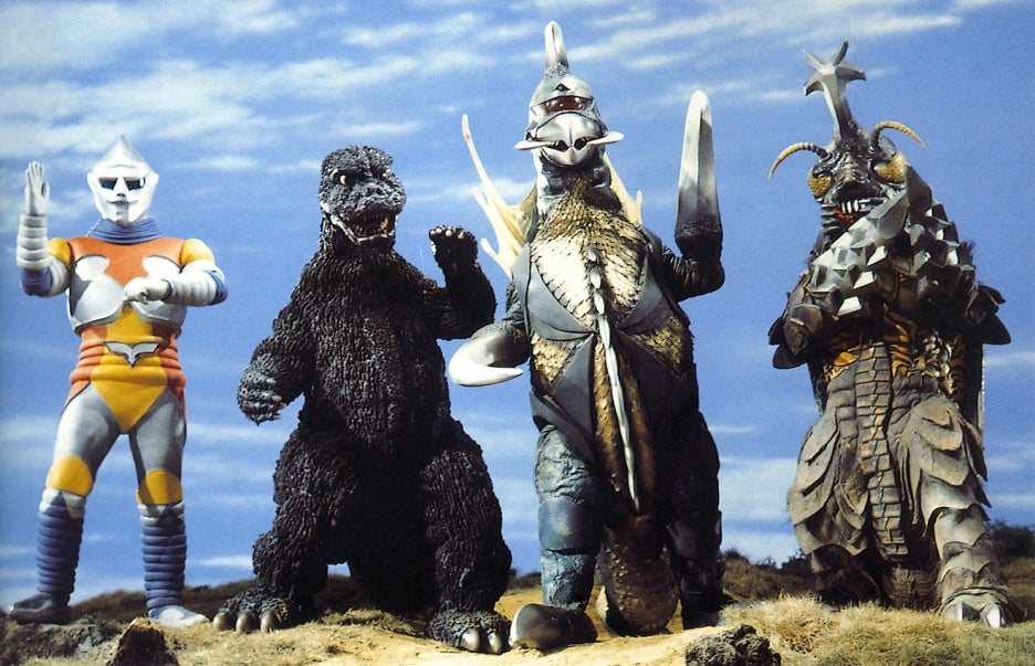 The Weirdest Giant Monster Movies Ever Made