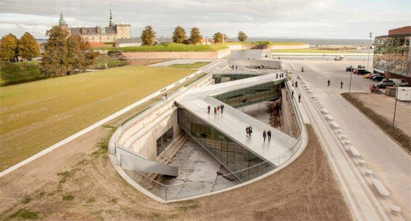 A Decommissioned Drydock Hides This Museum Devoted To the Sea