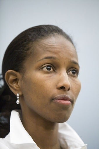 "Ayaan Hirsi Ali Responds To American Policy On Genital ""Cutting"""