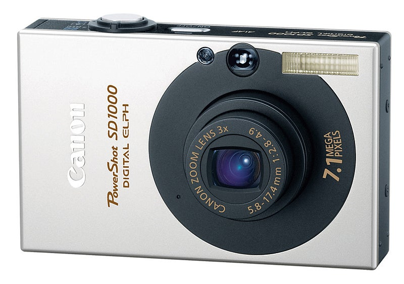 Canon Rolls Out Two 7.1MP Digital Elph Cameras: the SD750 and SD1000