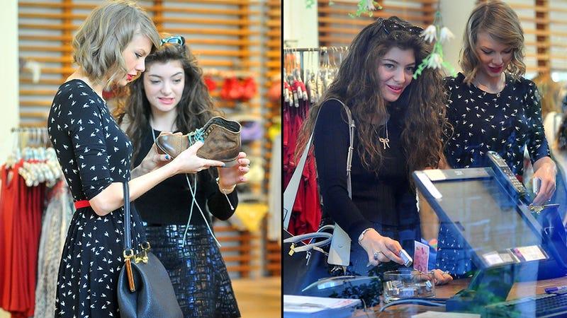 Lorde Shuts Down Radio DJ After Dumb Taylor Swift Lesbian Joke