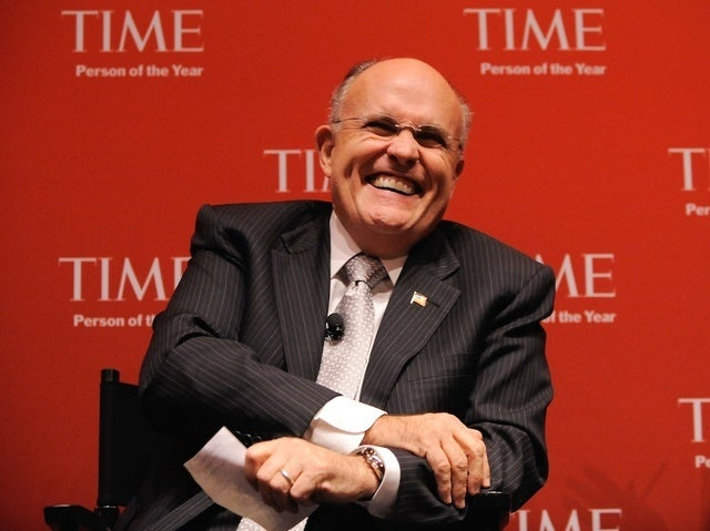 Rudy Giuliani and John Bolton Are Terrorists Now