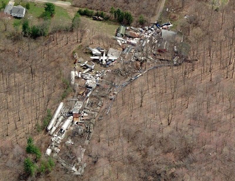 Secret Ohio Warplane Graveyard Unearthed
