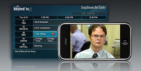 Beyond TV Adds iPod/iPhone Auto Sync