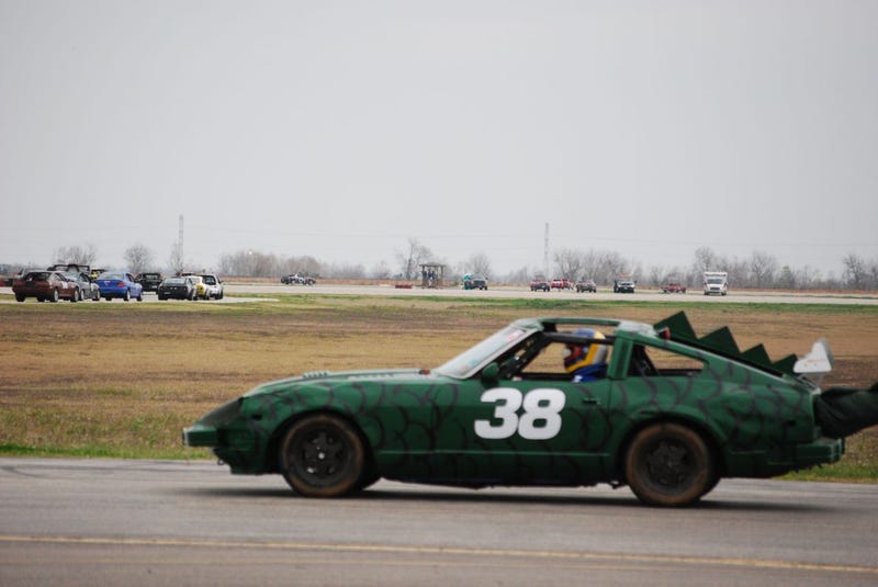 The 24 Hours Of LeMons Texas Gator-O-Rama Über Gallery: The Japanese