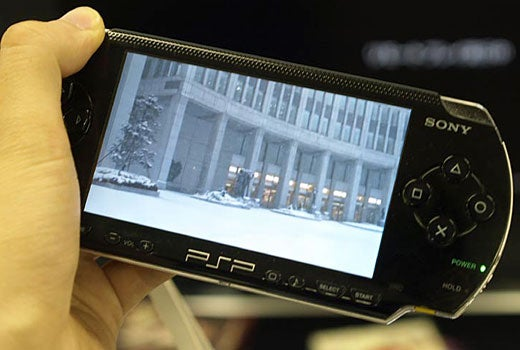 Sony PSP Firmware Update Gives You Remote Play from PS3