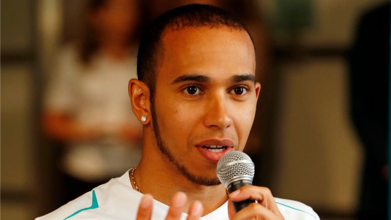 Coming Soon: Lewis Hamilton's 'Off The Hook' Dirty South Rap Album