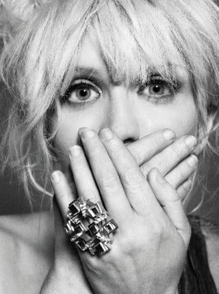 "Courtney Love: ""You've Got To Fix Your Karma"""