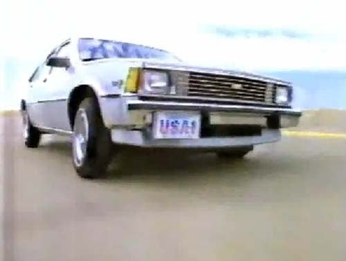 Sleeps Four, Defeats The Japanese: The 1983 Chevy Citation!