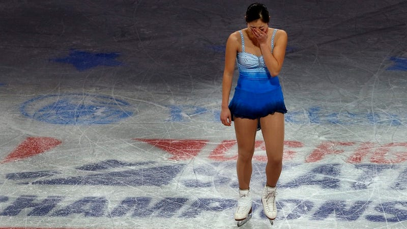 US Olympic Figure Skating Ices Third Place Medalist Off the Team