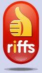 Riffs social recommender