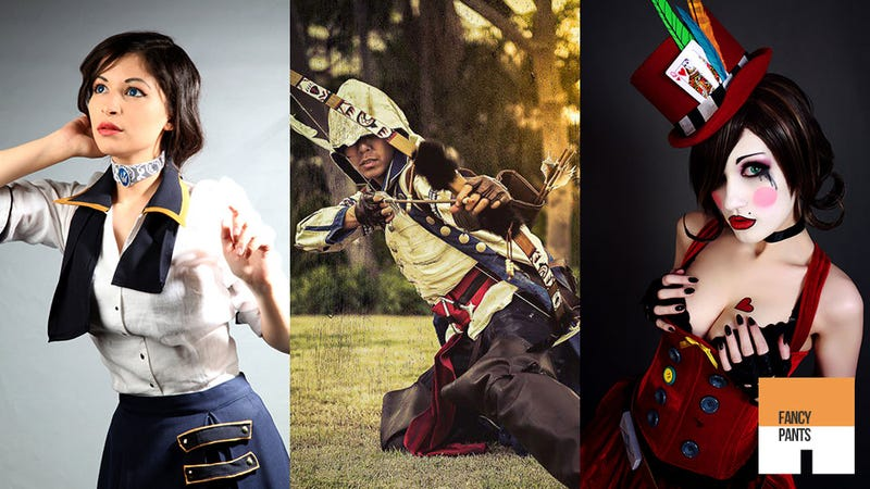 Brace Yourselves For More BioShock Infinite Cosplay