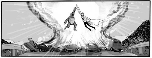 Get A Dose of Awesome From The Adventures of Dr. McNinja