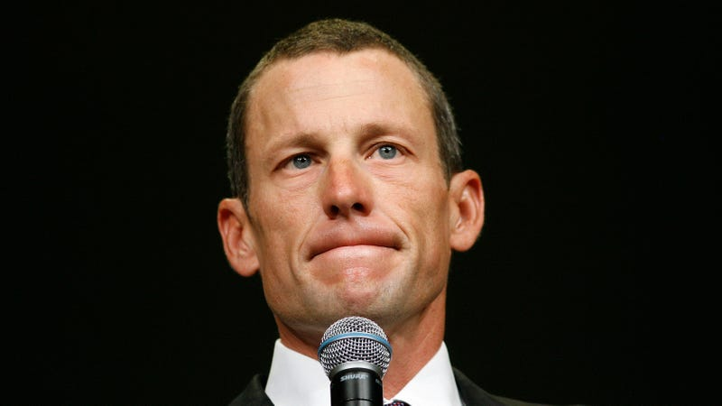Apparently Lance Armstrong Bribes People, Too