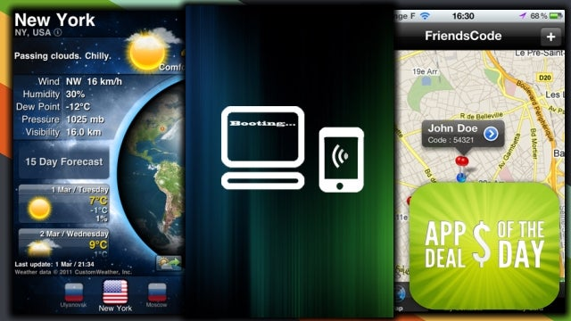 Daily App Deals: Learn About The World with The World HD Atlas & Factbook