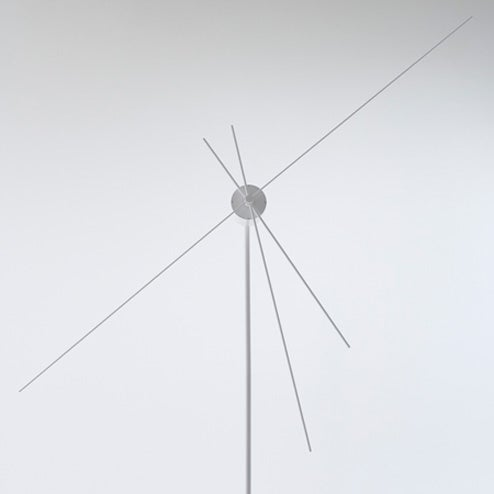 6.5-foot Nendo Kazadokei Is Son of Clock and Wind Turbine