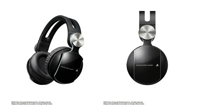Sony PS3's New Gaming Headset Brings Extra Bass