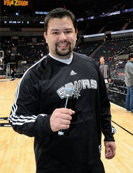 Spurs Arena Host Arrested, Accused Of Harassing Reporter