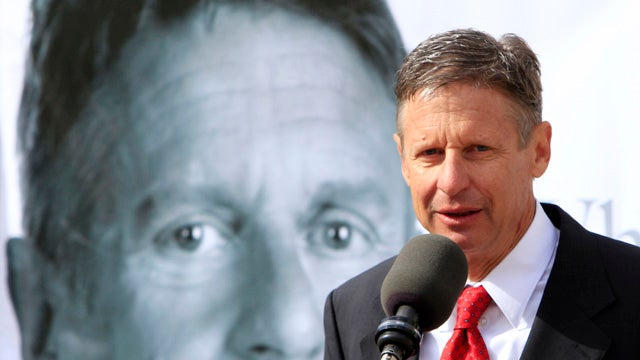 Former Governor Gary Johnson Joins Presidential Race