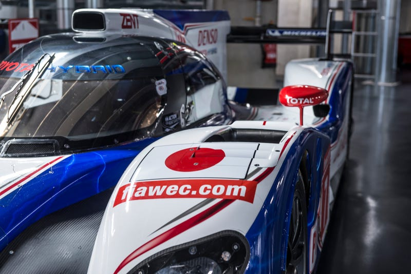 Inside Toyota Motorsport's Museum - Two Decades Of Le Mans