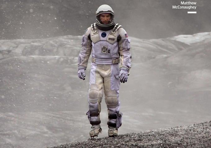 Interstellar Image Gives A Good Look At Chris Nolan's New World