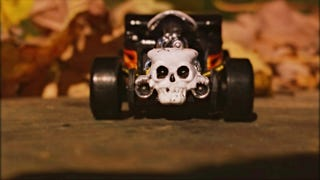 CUSTOM EXPOSITION ENTRY!! Bone Shaker reveal!!
