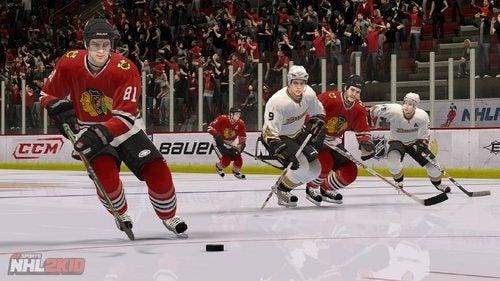 NHL 2K10 Review: Thin-Ice Capades