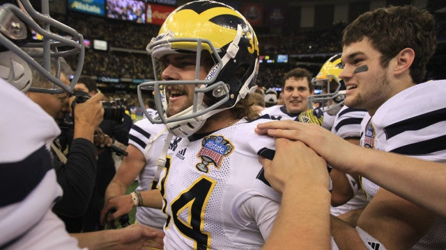 Former Michigan Kicker Expelled For Sexual Misconduct