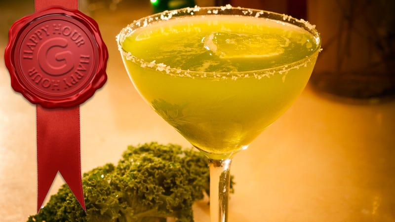5 Delicious Green Cocktails to Do St. Patrick's Day Right