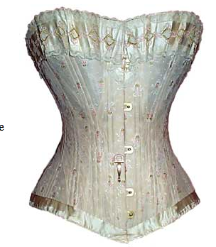 Everything You Know About Corsets Is False