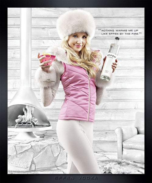 """Putting """"Cock"""" In Cocktail: The 14 Most Pervy Vodka Ads"""