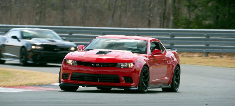 The 2014 Chevy Camaro Z/28 Can Actually Kick All Of Your Asses