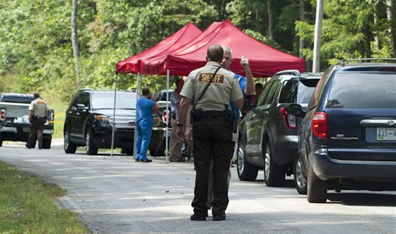 Mysterious Shooting Leaves 4 Dead Along Rural Tennessee Road