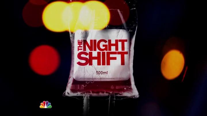 The Night Shift Isn't Like a Regular Shift, It's a Cool Shift