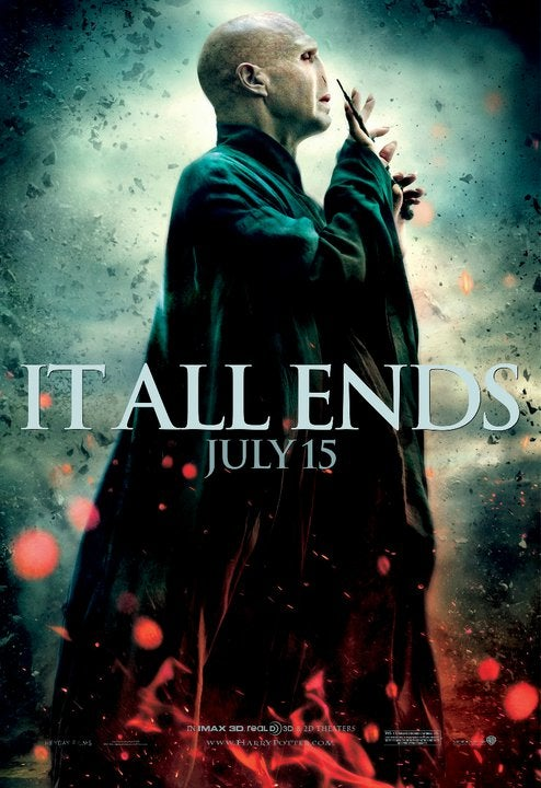 Even More Harry Potter and the Deathly Hallows Part II Posters